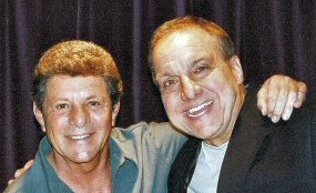 Billy James and Frankie Avalon recall the Golden Era of Rock and Roll