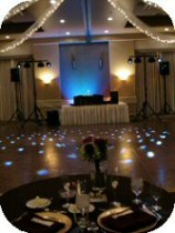 Phoenix DJ Billy James is set up and ready to perform before your guests arrive