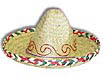 Child size sombreros by the dozen
