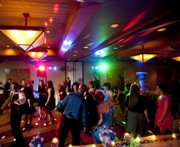 DJ Billy James is Phoenix's most experienced wedding and party disc jockey and master of ceremonies (MC)