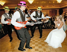 Phoenix wedding DJ Billy James can energize your wedding reception